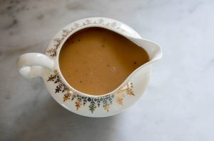 How to Make Gravy Without Drippings | In Jennie's Kitchen