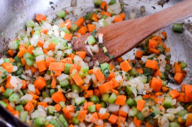 Mikey's Thanksgiving Stuffing   In Jennie's Kitchen