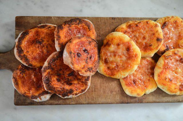 Pizzette | In Jennie's Kitchen