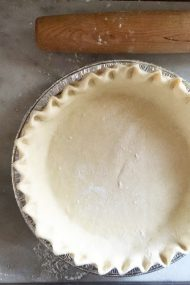 Vegan Perfect Pie Crust | In Jennie's Kitchen