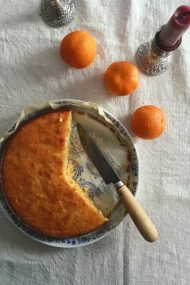 Claudia Roden's Orange Cake, kind of...