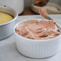 Best Chocolate Buttercream Frosting
