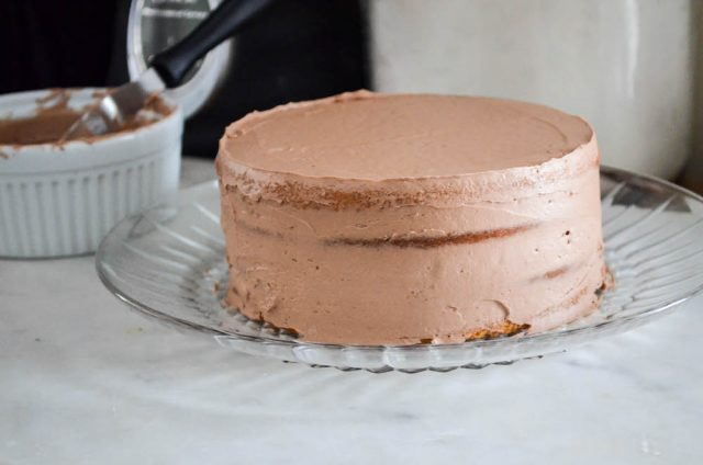 Best Chocolate Buttercream Frosting Recipe | In Jennie's Kitchen