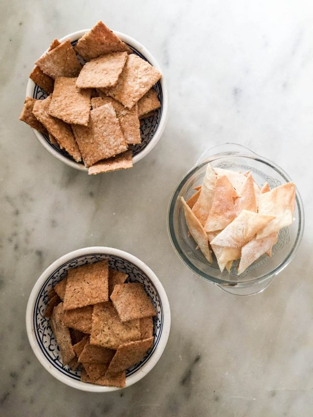 Sourdough Seed Crackers | In Jennie's Kitchen