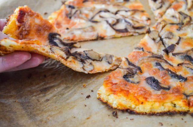 Cauliflower Pizza | In Jennie's Kitchen
