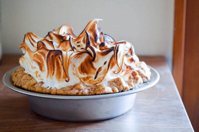 Lemon Meringue Pie | In Jennie's Kitchen