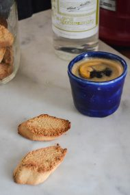 Passover Anisette Biscotti Recipe | In Jennie's Kitchen