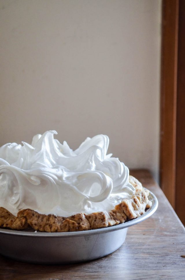 Swiss Meringue | In Jennie's Kitchen