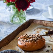 Homemade Bagels, revisted