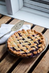 Best Blueberry Pie | In Jennie's Kitchen