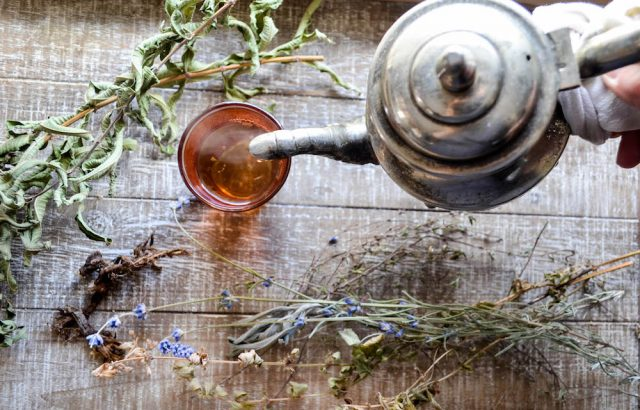 Herbal Tea | In Jennie's Kitchen
