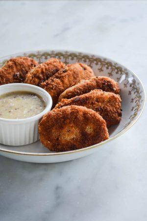 Homemade Chicken Nuggets | In Jennie's Kitchen