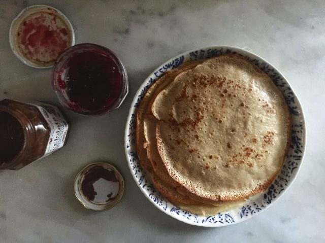 Passover Crêpes | In Jennie's Kitchen