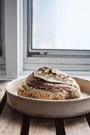 Sourdough Boule | In Jennie's Kitchen