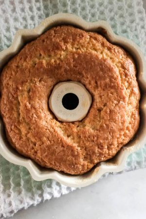 The Settlement Cookbook Cream Cake | In Jennie's Kitchen