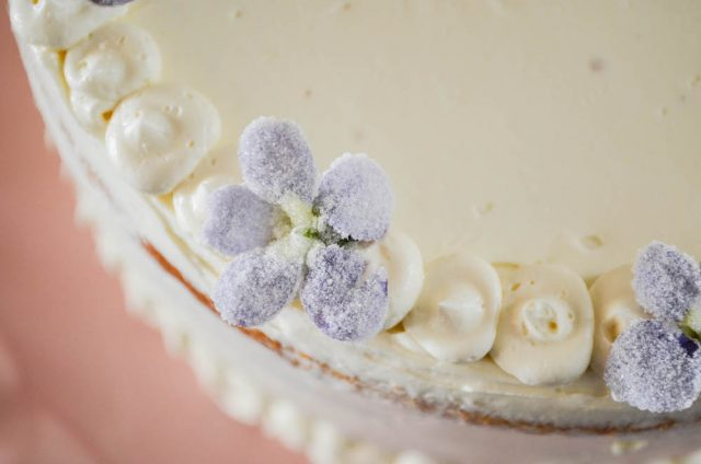 How To Make Candied Violets | In Jennie's Kitchen
