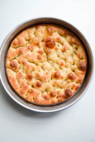 Homemade Sourdough Focaccia | In Jennie's Kitchen