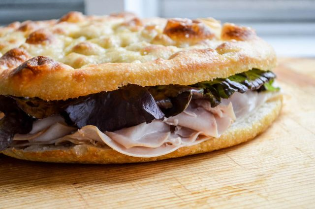 Homemade Sourdough Focaccia | In Jennie's Kitchen