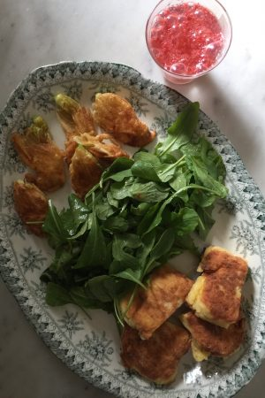 Mozzarella in Carozza | In Jennie's Kitchen