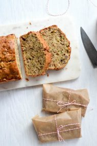 Zucchini Walnut Bread | In Jennie's Kitchen