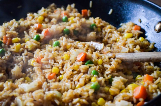 DIY Fried Rice | In Jennie's Kitchen