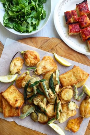 Fritto Misto | In Jennie's Kitchen 07