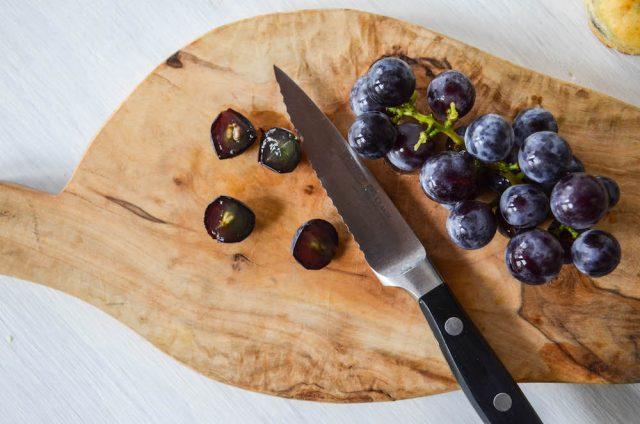 Concord Grape Honey Muffin Recipe   In Jennie's Kitchen