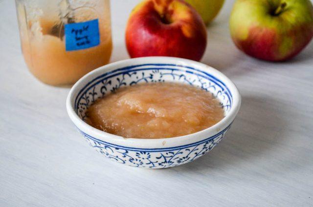 Homemade Applesauce | In Jennie's Kitchen