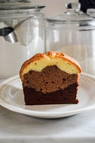 Martha Stewart's Triple Layer Poundcake