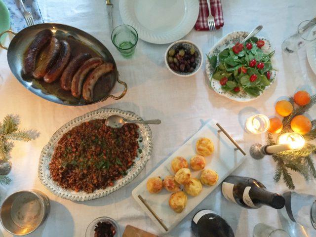 Marina Luncheon | In Jennie's Kitchen
