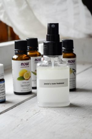 DIY All Natural Room Freshener | In Jennie's Kitchen