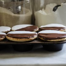 Once More, Once {Black & White Cookies)