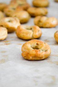 Italian Wine Biscuits | In Jennie's Kitchen