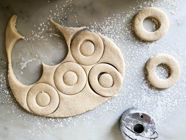 Cake Doughnuts | In Jennie's Kitchen