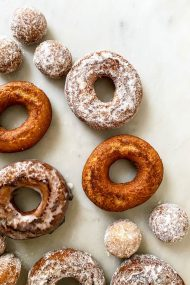 Easy, Everyday 30-Minute Cake Doughnuts