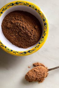 Lebkuchengewürz (German gingerbread spice blend)