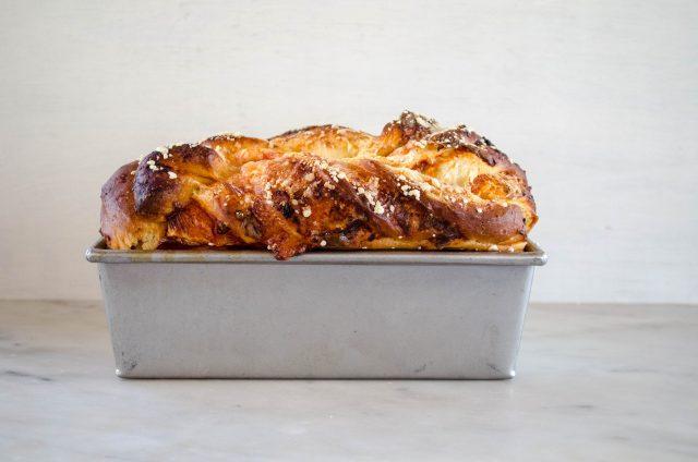 Pizza Babka | In Jennie's Kitchen